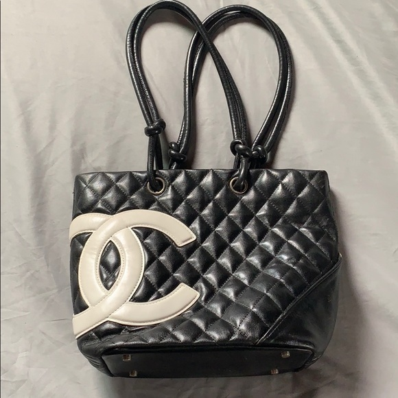 79255f1b9db7 CHANEL Bags | Classic Cambon Ligne Medium Tote | Poshmark